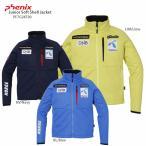 17-18 PHENIX〔フェニックス ジュニアミドルレイヤー〕<2018>Junior Soft Shell Jacket PF7G2KT00キッズ 子供用
