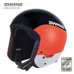 17-18 SWANS〔スワンズ スキーヘルメット〕HSR-90FIS-RS