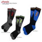 ★PHENIX 〔フェニックス ジュニアソックス〕Color Block Boy's Socks PS7G8SO82