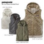 17-18 PATAGONIA〔パタゴニア レディースミドルレイヤー〕W's Los Gatos Hooded Vest/25221