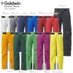 GOLDWIN ゴールドウィン スキーウェア パンツ 2020 Stream Pants G31925P 19-20 【X】
