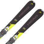 【倍々キャンペーンP5倍】HEAD ヘッド ジュニアスキー板 2020 V-SUPERSHAPE TEAM + SLR Pro + SLR 4.5 GW AC 金具付き・取付無料 19-20 NEWモデル