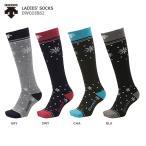 DESCENTE デサント レディース スキーソックス スキー靴下 2020 LADIES' SOCKS / DWCOJB62 19-20