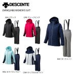 DESCENTE〔デサント スキーウェア レディース〕<2021>DWWQJH80 WOMEN'S SUIT 上下セット 大人用
