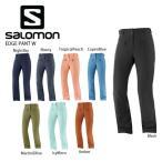 SALOMON〔サロモン スキーウェア レディース パンツ〕<2021> LC1387700 / EDGE PANT W〔エッジパンツ〕