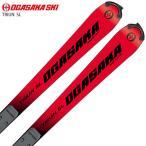 スキー板 OGASAKA オガサカ <2021>TRIUN トライアン SL + SR585 + <20>XCELL 16 ビンディング セット 取付無料 20-21