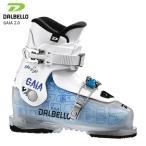 DALBELLO ダルベロ ジュニア スキーブーツ <2022>GAIA 2.0 TR/WHT【21-22 NEWモデル】 子供