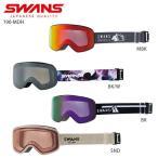 ゴーグル SWANS スワンズ 2021 190-MDH【ASIAN FIT】 20-21 NEWモデル スキー スノーボード