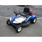 【アグリップ】乗用草刈機 ラビットモアー RMJ800 9馬力