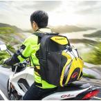 リュックサック  ヘルメットバッグ  バイクバッグ バイク用 大容量 収納力強い 長持ち レーシング