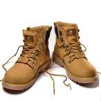 ショットブーツ レザー シューズ 革靴 カジュアル チャッカブーツ  シンプル デミブーツ 男 レースアップ レザーブーツ オシャレ メンズ