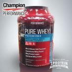 チャンピオン ピュアホエイプロテイン(大容量2.2kg)ココアモカ味