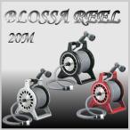 ショッピングホース ホースリール 散水リール ブロッサ アルミ鋳物製の高級ホースリール ブラック 35175 三洋化成