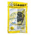 しじみ汁みそ 3食セット・青森県産・大和しじみ汁・栄養豊富 本格味噌汁:しじみちゃん本舗