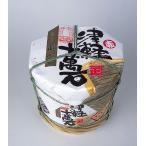 津軽十万石味噌(白) 4kg贈答用木樽入・化粧箱入(カネショウ)