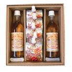 カネショウのバラエティセットC:ハチミツ入りんご酢・りんご酢ゼリー・PG・ギフト