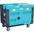 スーパー工業 ディーゼルエンジン式高圧洗浄機SEL�1325V2(防音温水型) SEL�1325V�2 1台 (メーカー直送品)