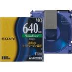 ソニー 3.5型MOディスク 640MB Windowsフォーマット EDM-640CDF 1枚