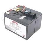 APC UPS交換用バッテリキット SUA500JB・750JB用 RBC48L