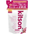 キットソン ファブリックフレグランスソフナー フローラルポッピングの香り 詰替 480ml