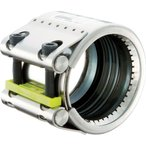 ショーボンドカップリング ストラブ・グリップ Gタイプ 25A 油・ガス用 G−25NS 1個 (お取寄せ品)