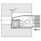 京セラ 内径加工用ホルダ E10N−SCLPL08−12A 1本 (お取寄せ品)