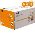 TANOSEE αエコペーパー タイプS A3 1箱(2500枚:500枚×5冊)