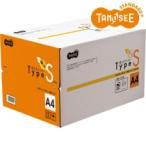 TANOSEE αエコペーパー タイプS A4 1箱(5000枚:500枚×10冊)