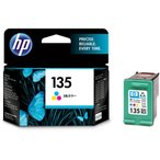 HP HP135 プリントカートリッジ カラー C8766HJ 1個