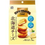 不二家 カントリーマアムロイヤル 北海道チーズ 1パック(7枚)