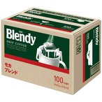 AGF ブレンディ ドリップパック モカブレンド 7g 1箱(100袋)