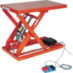 TRUSCO テーブルリフト100kg(電動Bねじ式200V)520×850mm HDL−L1058V−22 1台 (メーカー直送) 沖縄・離島不可