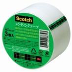 スコッチ メンディングテープ大巻18×15m MK-1815-3P 1パック(3巻)