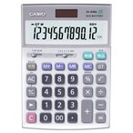カシオ 本格実務電卓 12桁 デスクタイプ DS-20WK 1台
