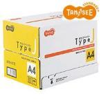TANOSEE αエコペーパー タイプJ A4 1箱(2500枚:500枚×5冊)