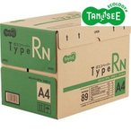 TANOSEE αエコペーパー タイプRN A4 1箱(2500枚:500枚×5冊)
