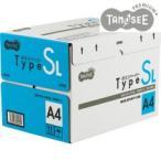 TANOSEE αエコペーパー タイプSL A4 1箱(2500枚:500枚×5冊)