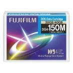富士フイルム DAT 4mmDDS−4 データカートリッジ 20GB(圧縮時 40GB) DDS DG4−150M W F GW 1巻