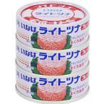 いなば食品 ライトツナフレーク 70g/缶 1パック(3缶)