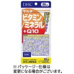 DHC マルチビタミン/ミネラル+Q10 20日分 1個(100粒)