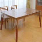 明和グラビア 透明テーブルカバー 1200×2000mm 厚さ0.3mm SKT−1220 1枚