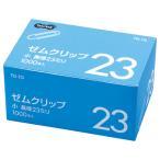 TANOSEE ゼムクリップ 小 23mm シルバー 業務用パック 1箱(1000本)