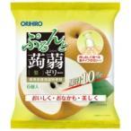 オリヒロ ぷるんと蒟蒻ゼリー パウチ 梨 20g 1パック(6個)