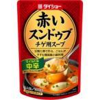 ダイショー 赤いスンドゥブチゲ用スープ 中辛 300g 1個