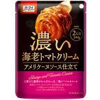 日本製粉 オーマイ 濃い海老トマトクリーム 240g 1パック