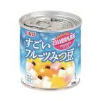 いなば食品 すごい乳酸菌フルーツみつ豆 190g 1缶