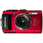 オリンパス デジタルカメラ STYLUS TG-4 Tough レッド TG-4RED 1台
