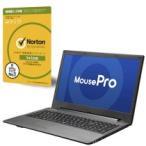 MousePro NB5 + ノートンセキュリティ スタンダード 同時購入1年版セット