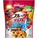 日本ケロッグ フルーツグラノラ ハーフ 徳用袋 500g 1パック