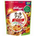 日本ケロッグ オールブラン ブランフレーク フルーツミックス 徳用袋 415g 1パック